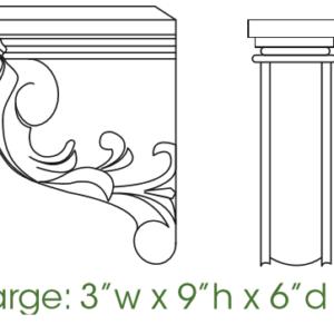 decorative-large-corbel-km-corbel57